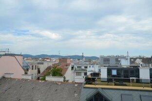Exquisite Penthouse-Maisonette mit Terrasse + traumhaftem Ausblick bis zum Leopoldsberg