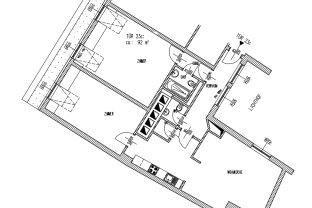 Sehr gute aufgeteilte 3-Zimmer-Dachgeschosswohnung in der Wiener City!