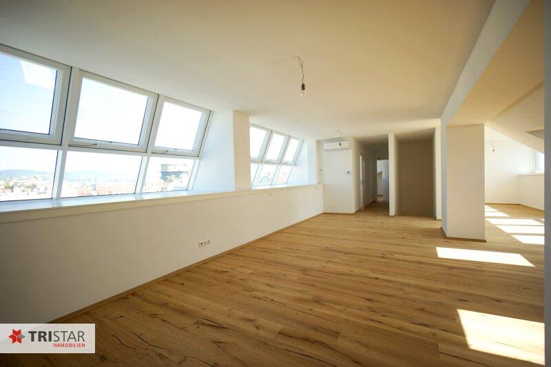 NEU! ++ Unbefristet + großzügige 4 Zimmer DG-Wohnung (ca. 187 m² + 36 m² Terrasse) +  ca. 100 m vom Augarten entfernt + 1020 Wien ++ /  / 1020Wien / Bild 7