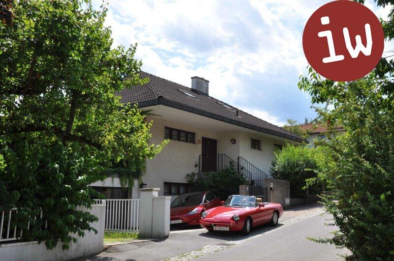 Einfamilienhaus am Ölberg mit atemberaubendem Blick über Klosterneuburg und Wien Objekt_646 Bild_209