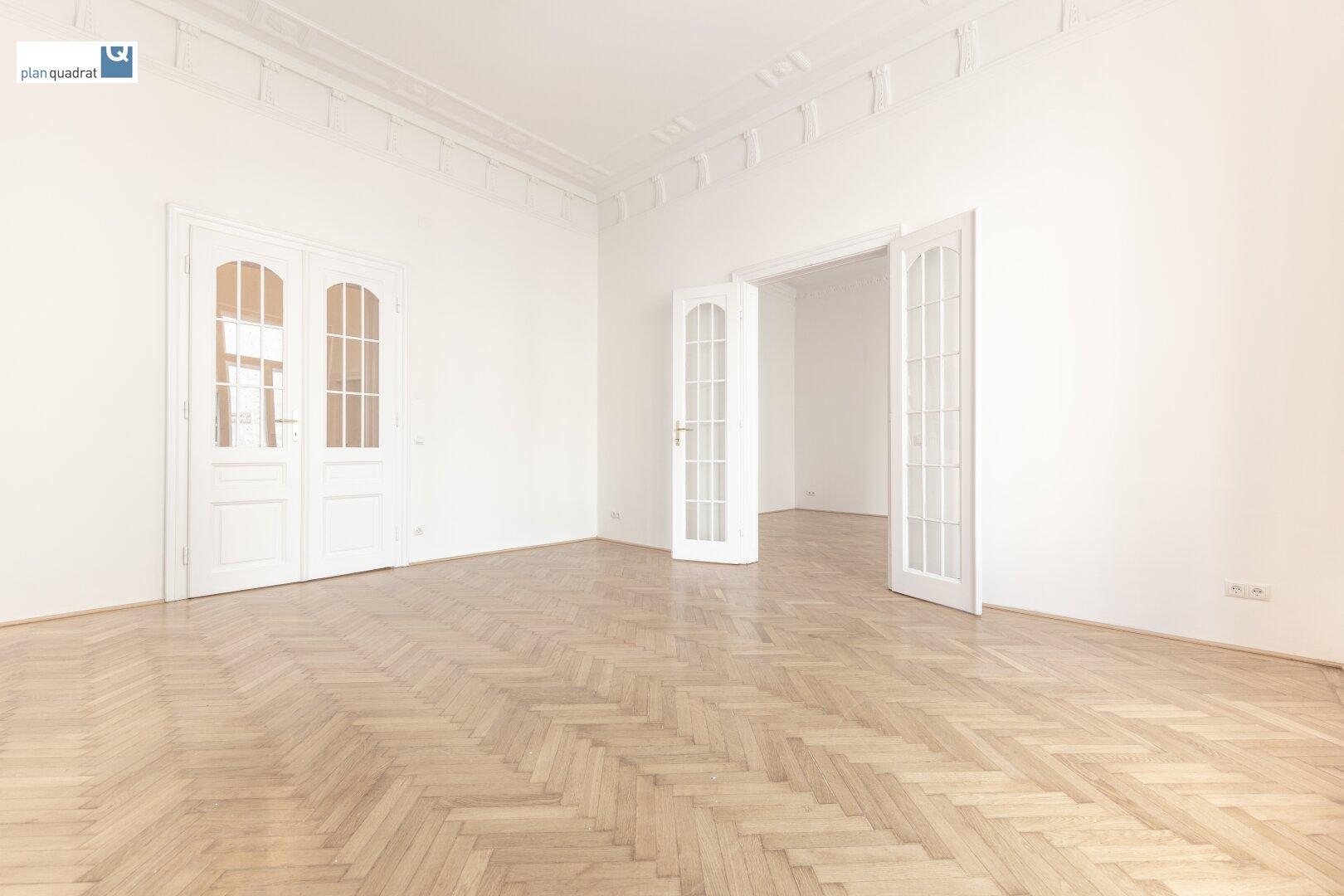 Raum 4 (gem. Grunsrissskizze - ca. 24,20 qm)