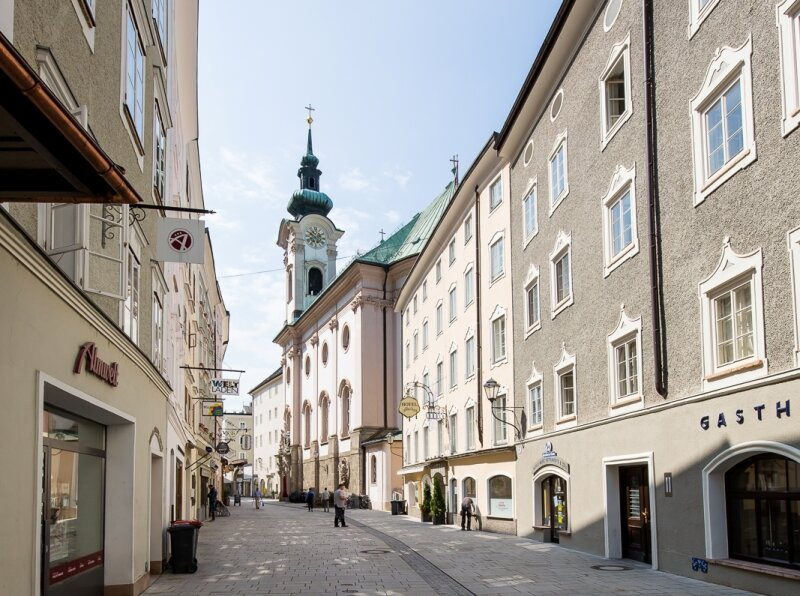 Zinshaus Linzer Gasse