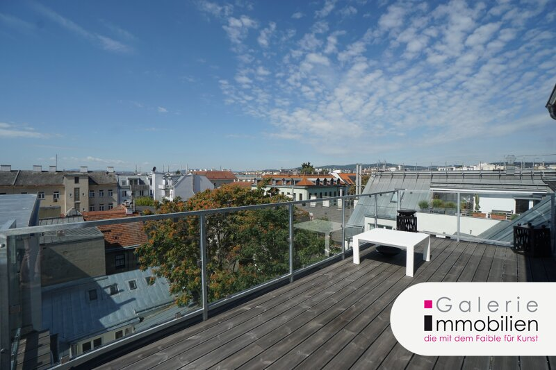Wunderschöne Terrassenmaisonette - Erstbezugscharakter beim AKH Objekt_33600