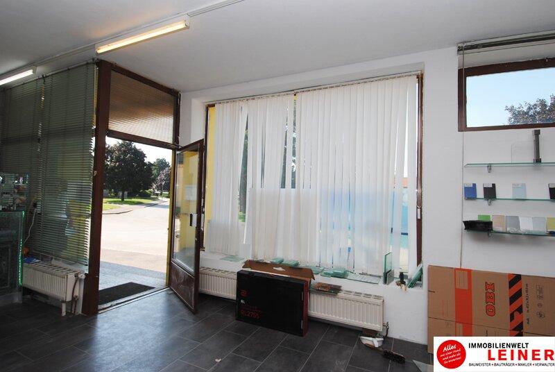 Bruck an der Leitha - Geschäftslokal inkl. Büro und Lagerraum Objekt_9216 Bild_632