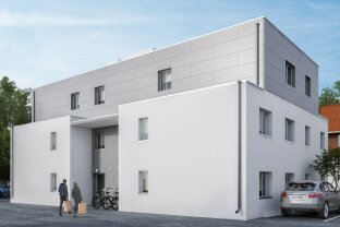 LETZTE CHANCE - NEUBAU 3-Zimmer-Gartenwohnung mit Terrasse und Gartenanteil