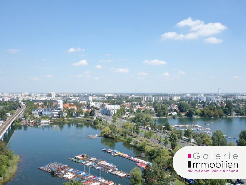 Sehr schöne und ruhige Fernblick-Wohnung mit Loggia an U1 inkl. Garage ! VIDEO Objekt_29723