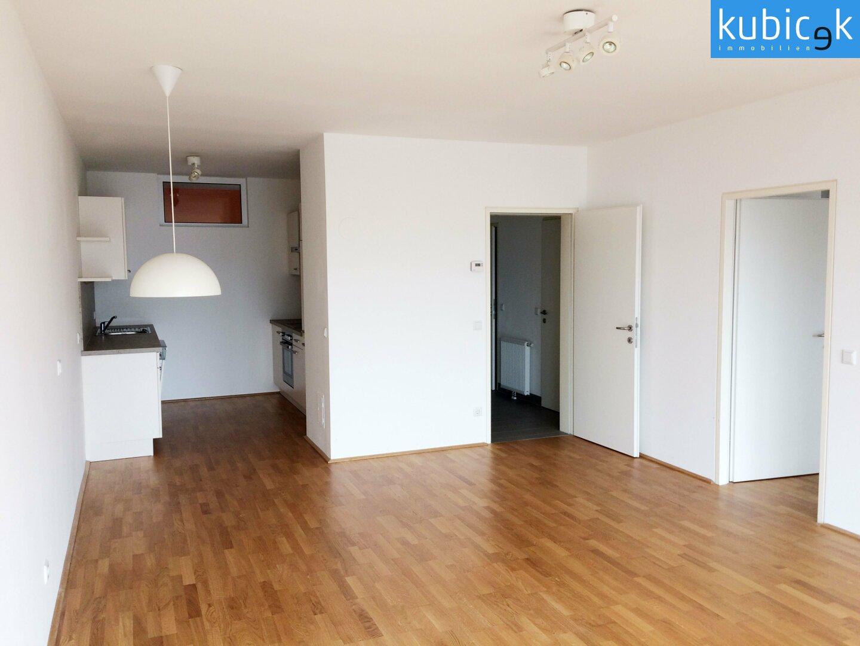 Wohnesszimmer mit Küche