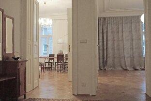 Klassische 3-Zimmer Altbauwohnung Nähe Siebensterngasse!