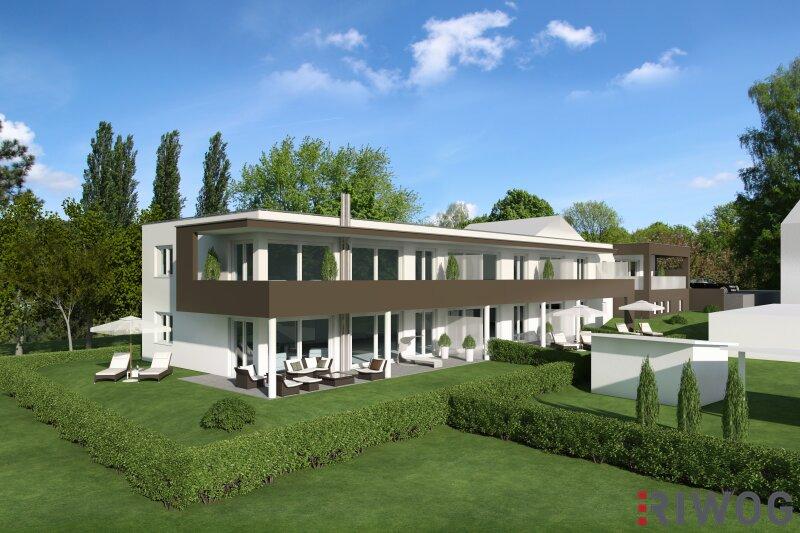 Single-Penthouse-Wohnung
