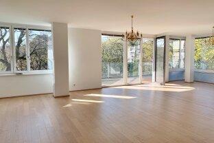 Belvederenähe! 148m2, topmoderne, großzügige 4 Zimmerwohnung, 2 Terrassen, 2 Garagenstellplätze.