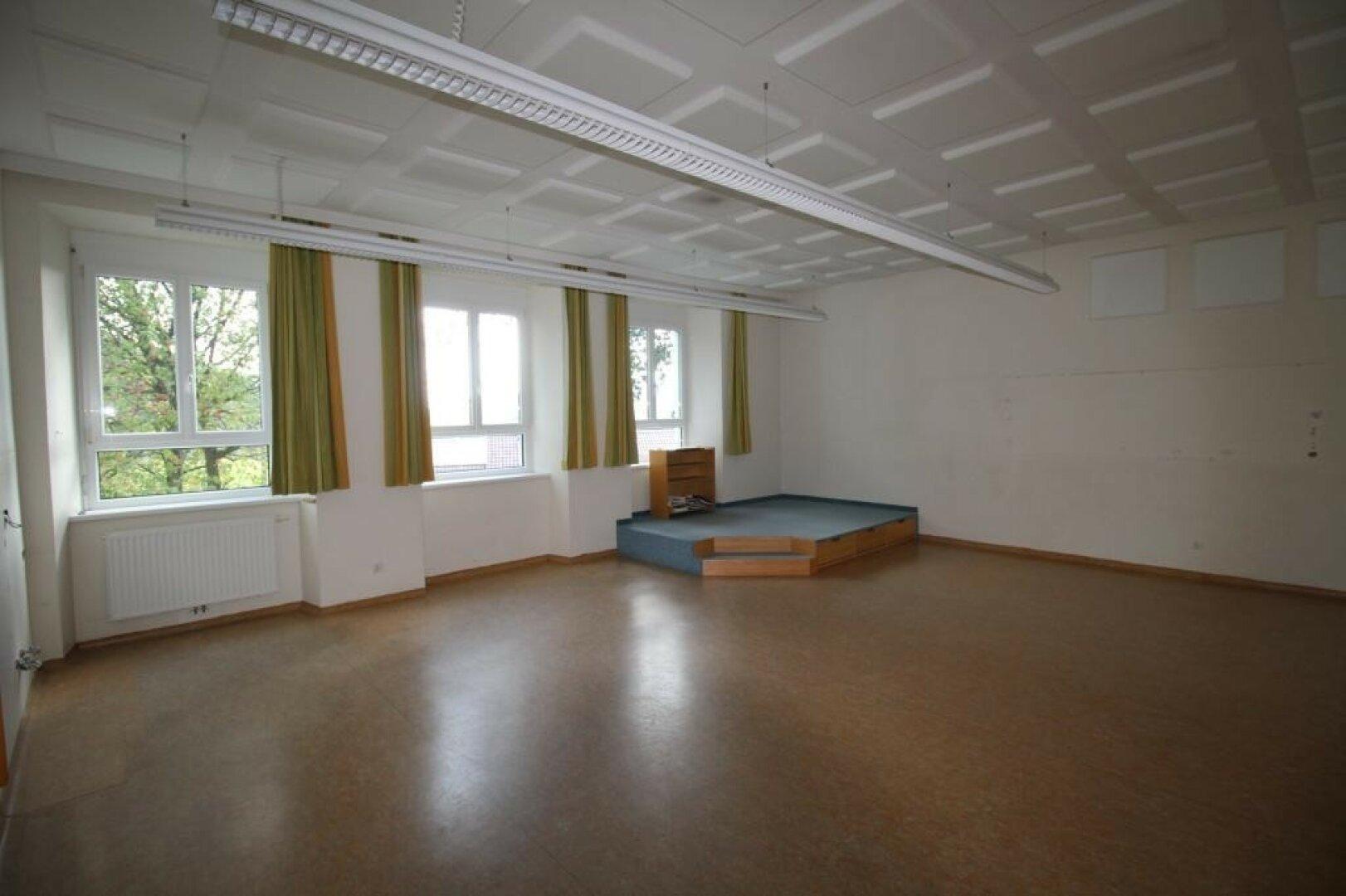 Hier im EG entstehen Wohnzimmer + bis zu 3 Zimmer