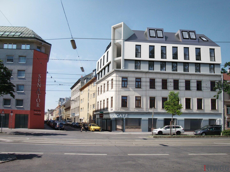LEVEL SEVENTEEN -Tradition und Moderne unter einem Dach (Projektansicht)