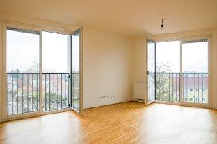 Schöne 3-Zimmer-Neubauwohnung mit Süd-Balkon