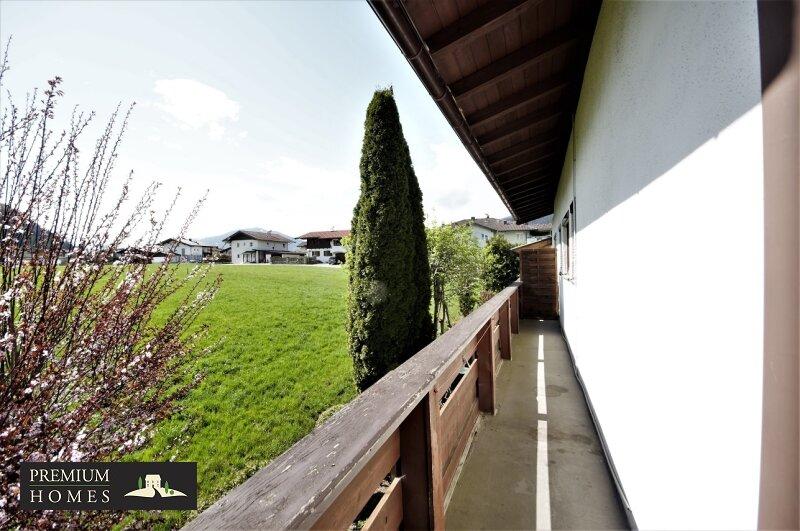 Itter - Eigentumswohnung - Balkonfläche Richtung Süden