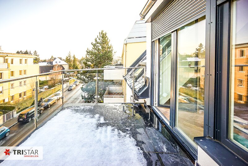 NEU! ++ ERSTBEZUG: Dachgeschosswohnung in 1130 Wien, Neubau, 3 Zimmer + Balkon + Terrasse + Dachterrasse mit Wienblick  (Top 7) ++ /  / 1130Wien / Bild 8