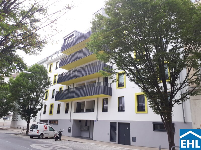 ERSTBEZUG: Top 2 Zimmer Dachgeschoßwohnung mit Balkon im Herzen Margaretens mit verpflichtender Parkplatzanmietung /  / 1050Wien / Bild 7