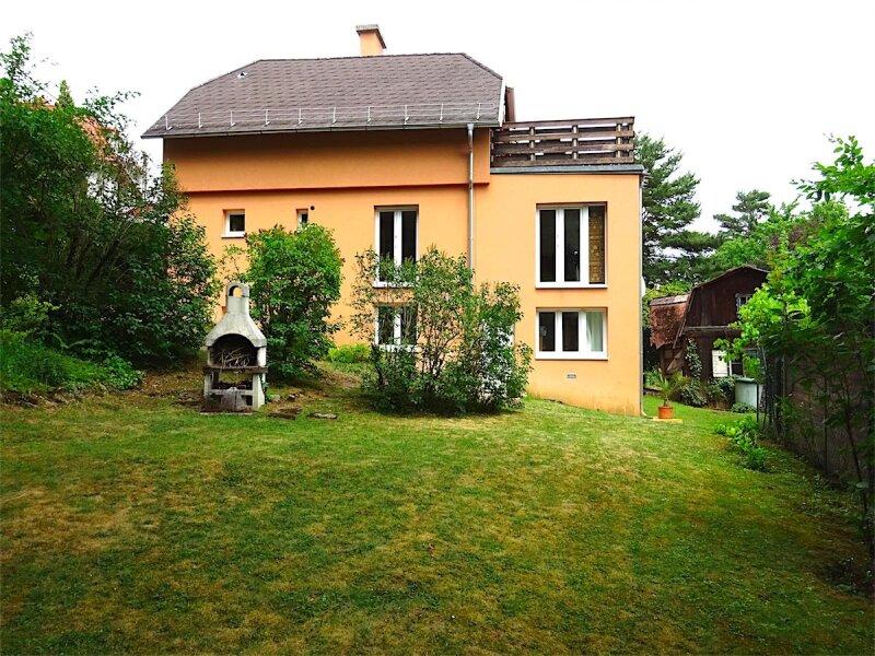 Grundstück mit Haus in herrlicher Grünruhelage, 730 m2,  modernisiertes Fachwerkhaus, Anbau oder zusätzlicher Bau möglich, Linie 43! /  / 1170Wien / Bild 1