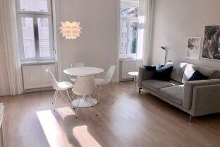 Exqusites & vollausgestattes Single oder Pärchen klassische Altbauwohnungmit 2-Zimmer in DÖBLING!!!