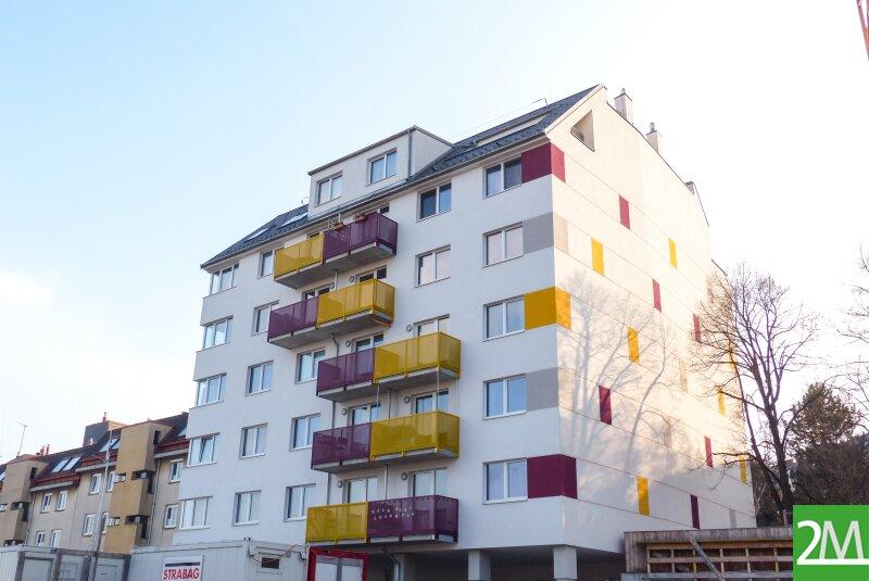 Moderne 3-Zimmer-Neubauwohnung mit Balkon nahe U3 Simmering