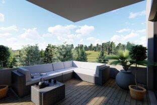 ERSTBEZUG in RUHELAGE! 3 bis 4-Zimmer-Dachgeschosswohnung