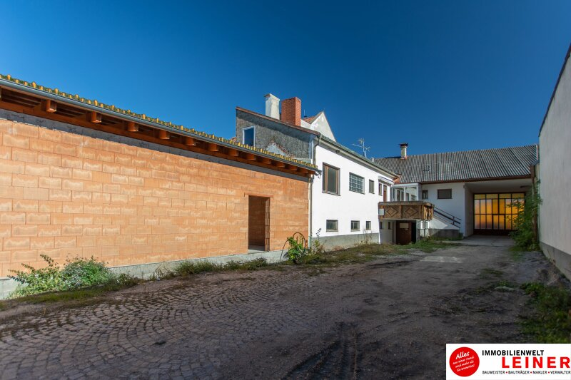 Margarethen am Moos - Haus im Rohbau mit viel Potential Objekt_9964 Bild_222