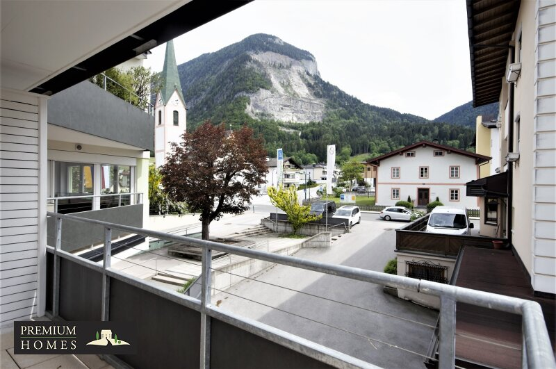 BAD HÄRING - MIETWOHNUNG - Blick ins Dorf
