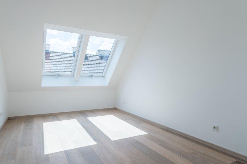 ++NEU++ Hochwertiger 3-Zimmer DG-Erstbezug, tolle Aufteilung! riesige Dachterrasse, toller Ausblick!! ***Videobesichtigung*** /  / 1200Wien / Bild 8