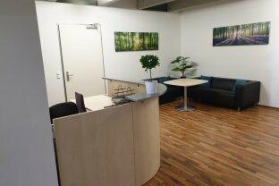 Großzügiges, modernes Büro mit Terrasse, Nähe Donauzentrum