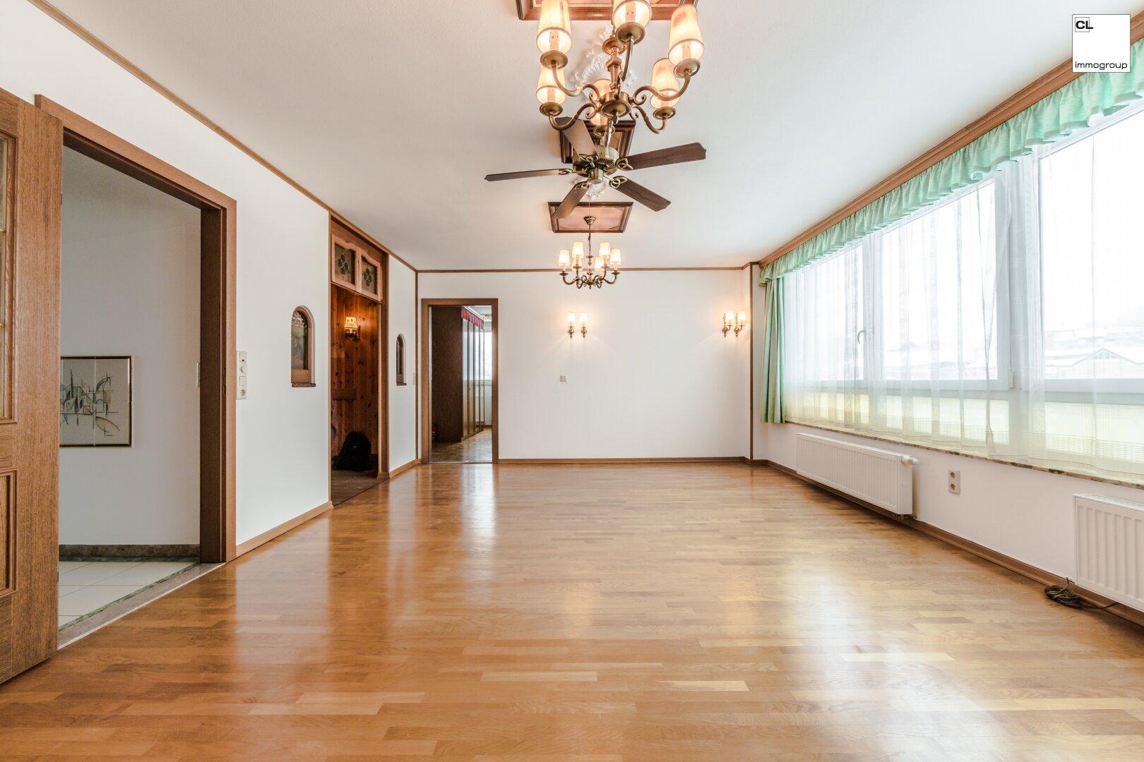 Teilmöblierte 3-Zimmerwohnung für Young Ager oder Jungfamilie in Oberndorf bei Salzburg zu mieten auf www.cl-immogroup.at