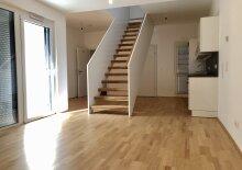 3-Zimmer Maisonette-Wohnung mit Terrasse und Garten in Ruhelage