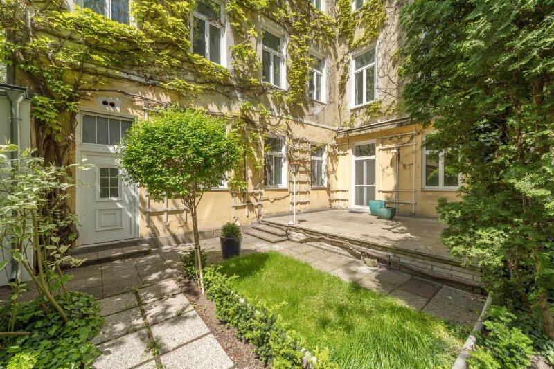 ++Rarität++ ERSTBEZUG Hofhaus, voll möbliert, mit Garten und Lager! /  / 1020Wien / Bild 12