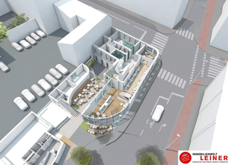 Kaffeehaus mit großem Gastgarten im Zentrum von Schwechat Objekt_9352 Bild_42