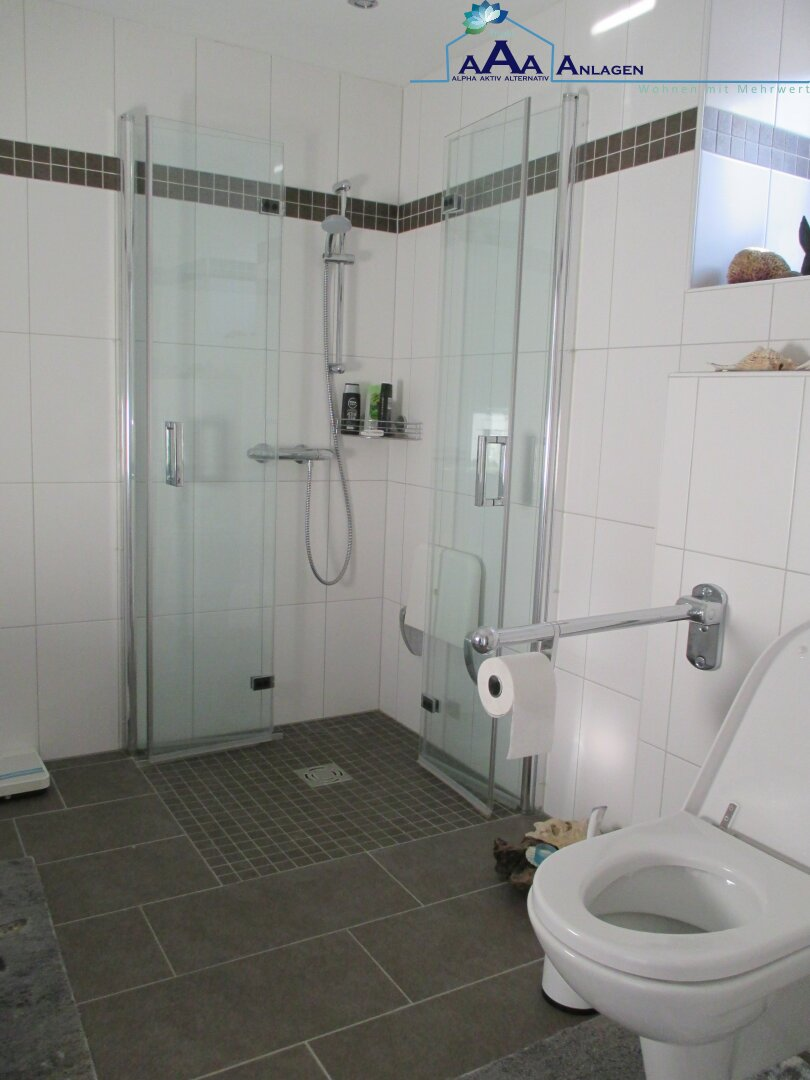 Badezimmer barrierefrei