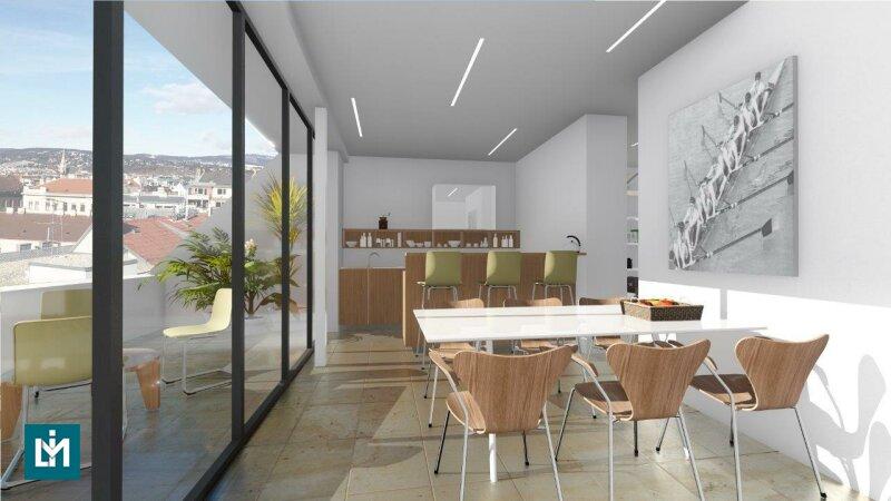Erstbezug: Schöne 3 Zi. Terrassenwohnung in hochwertig ausgebauten Dachgeschoss