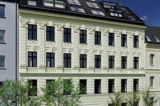 Sensationelles Wohnerlebnis im 18.Bezirk! Traumhafte Erstbezugswohnungen von 45 m² – 142 m² in der Nähe des historischen Währinger Schubertparks