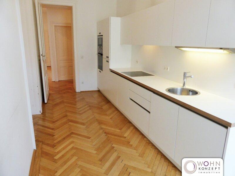 Unbefristeter 172m² Stilaltbau mit Einbauküche beim Schubertpark - 1180 Wien /  / 1180Wien / Bild 4