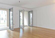 VERKAUFT - Sehr hochwertige Ausstattung - 2 Zimmer Neubau Wohnung mit 15 m² Süd Loggia und viel Komfort