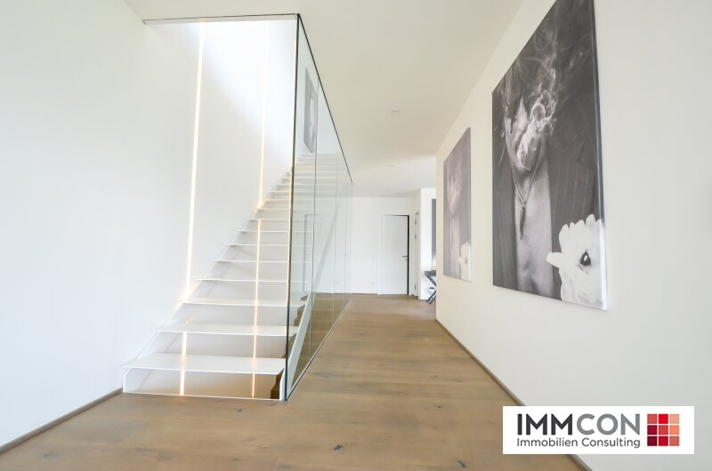 MODERNSTER LUXUS MIT EINZIGARTIGEM AUSBLICK - WOHNEN AM MONDSEEBERG /  / 5310Mondsee / Bild 9