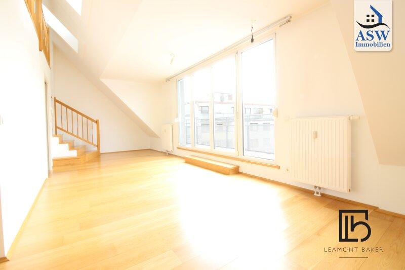 Wunderschöne 2-Zimmer Dachgeschoßwohnung mit 2 Terrassen in U-Bahn-Nähe /  / 1160Wien / Bild 0