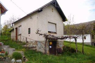 Schönes Kellerstöckl in Großdorf (Vaskeresztes) Ungarn