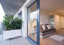 PROVISIONSFREI! Vollmöbliertes Design Apartment mit Balkon, ALL-IN-MIETE! (6)