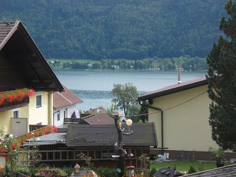 Wohnungseigentum mit See- und Bergblick
