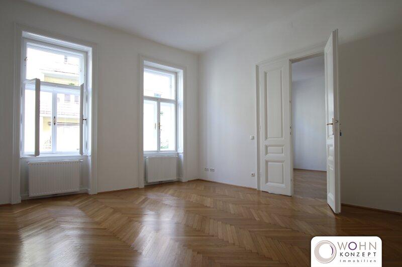 Altbau-Erstbezug nach Sanierung nähe Stadthalle - UNBEFRISTET - 1070 Wien