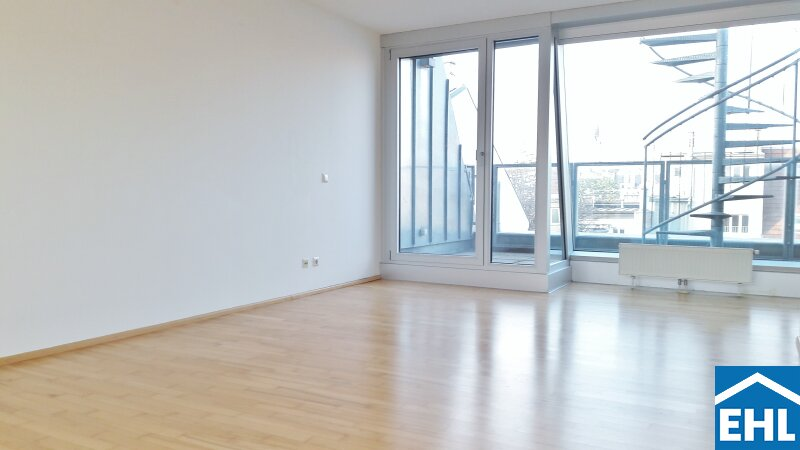 Schöne 3,5 Zimmer-Maisonettewohnung mit Dachterrasse in guter Lage /  / 1170Wien / Bild 0