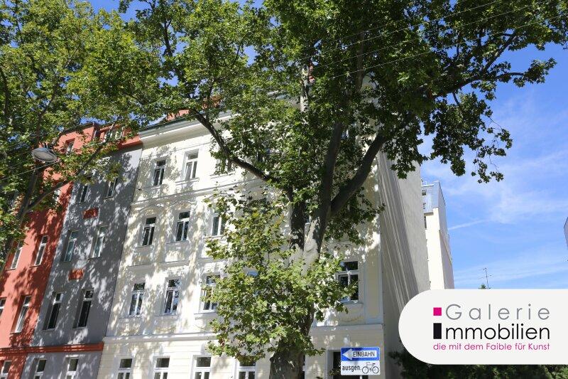 Helle 2-Zimmer-Wohnung in generalsaniertem Gründerzeithaus am Kinzerplatz 4 Objekt_33349