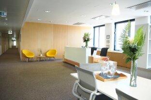 Business Center Westbahnhof, flexible komplett eingerichtete Büroflächen zu mieten, ab 7m²/Co-working ab 5m². (ohne Provision!)