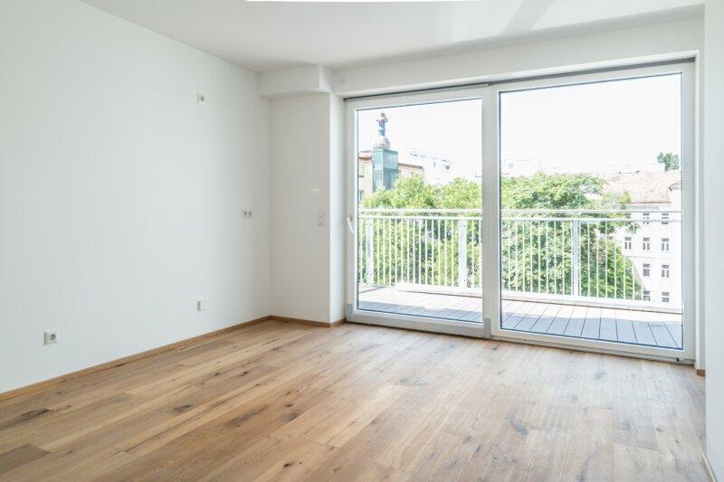 Wohnen über den Dächern! Schmucke 3-Zi.-Balkonwohnung mit optimaler Aufteilung /  / 1090Wien / Bild 1