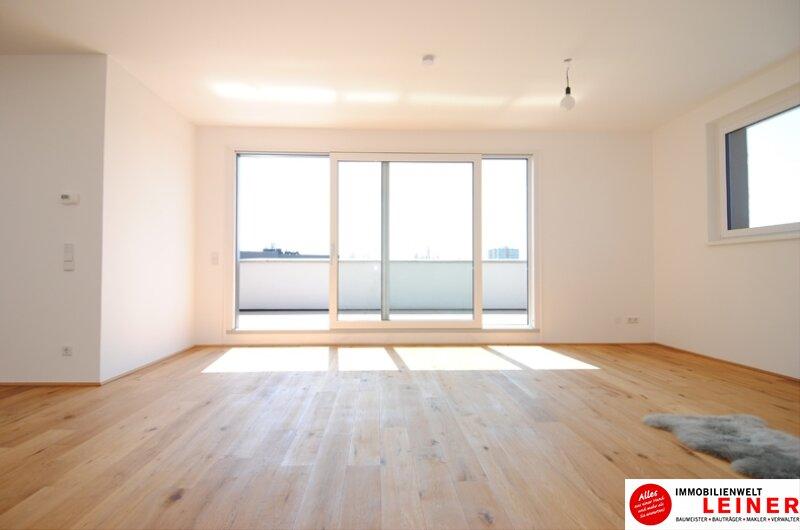 100 m² PENTHOUSE *UNBEFRISTET*Schwechat - 3 Zimmer Penthouse im Erstbezug mit 54 m² großer südseitiger Terrasse Objekt_8649 Bild_201