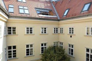 Exklusive 61m² DG-Wohnung am Franziskanerplatz - 1010 Wien