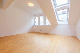 Helle 2-Zimmer-Dachgeschoßwohnung in zentraler Lage des 10. Wiener Gemeindebezirks